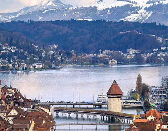 Das Beste für Ihre Hochzeit in Luzern