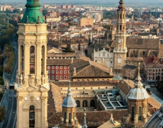 Organiza tu boda en Zaragoza