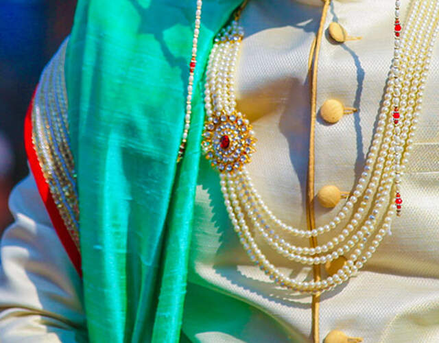Wedding Sherwani in West Bengal