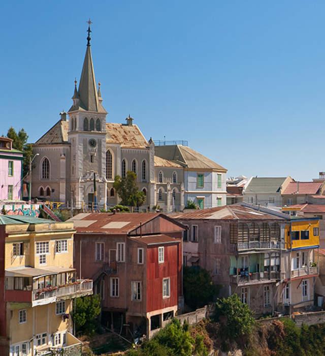 Providers in Valparaíso Región