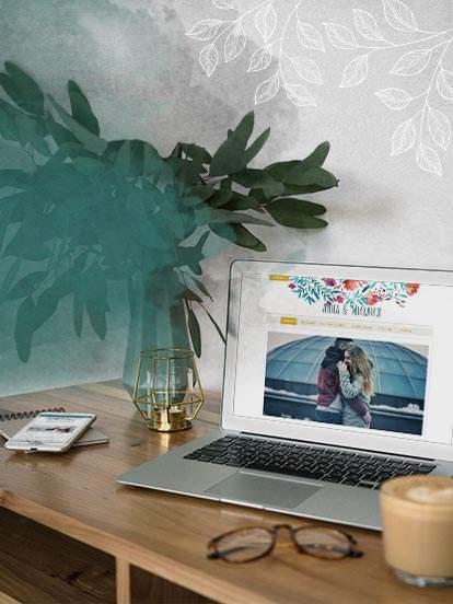 Создайте ваш свадебный сайт абсолютно бесплатно