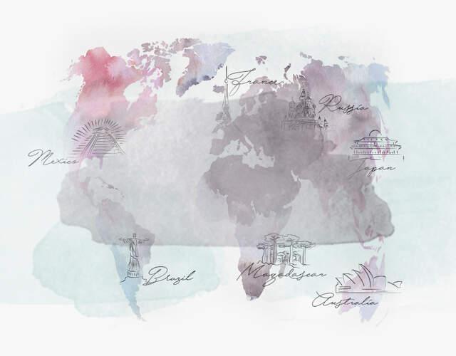 Lojas virtuais e marcas internacionais