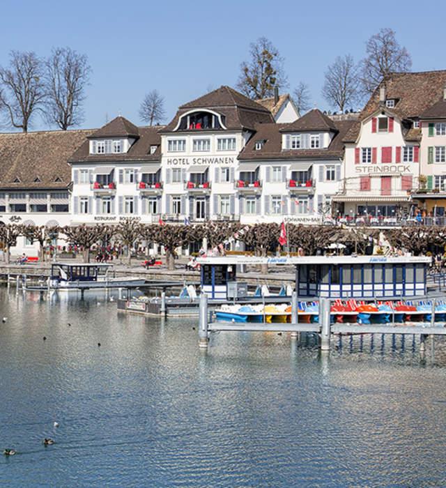 Das Beste für Ihre Hochzeit in St. Gallen