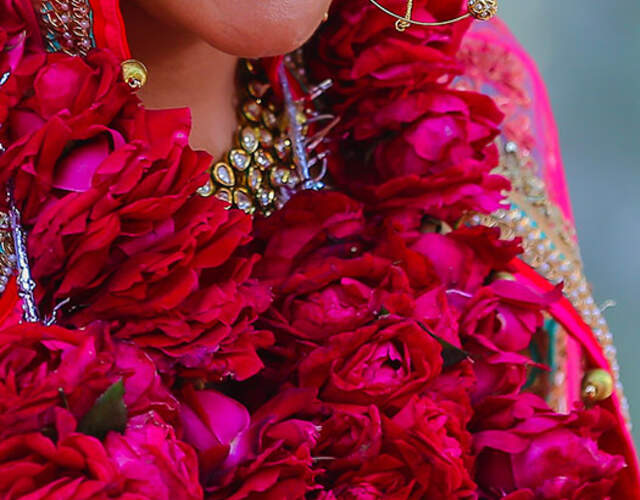 Wedding florists in India