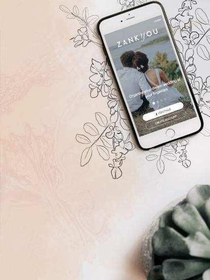 App iPhone y Android para tu boda