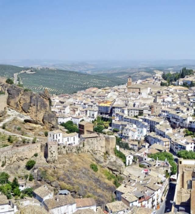 Organiza tu boda en Alcalá la Real
