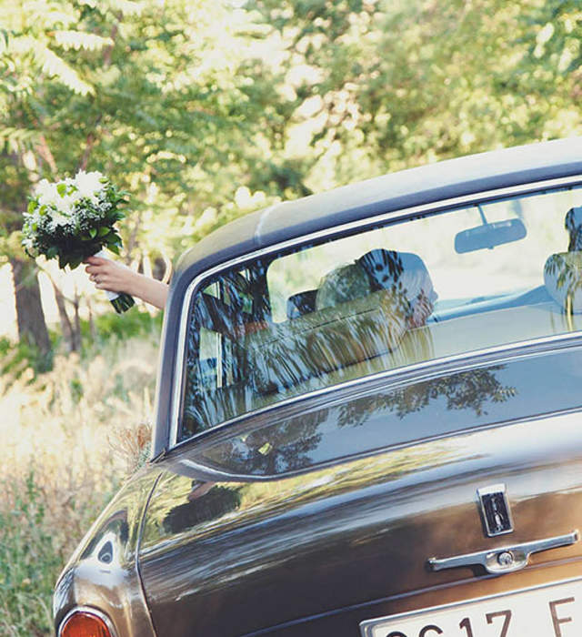 Wedding transportation in United Kingdom