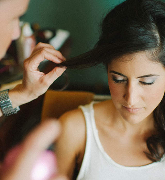 Bridal Hair and Makeup in British Columbia