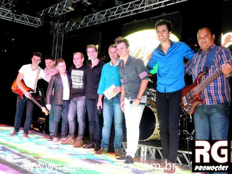 Musical Integração. Foto: RG Promoções