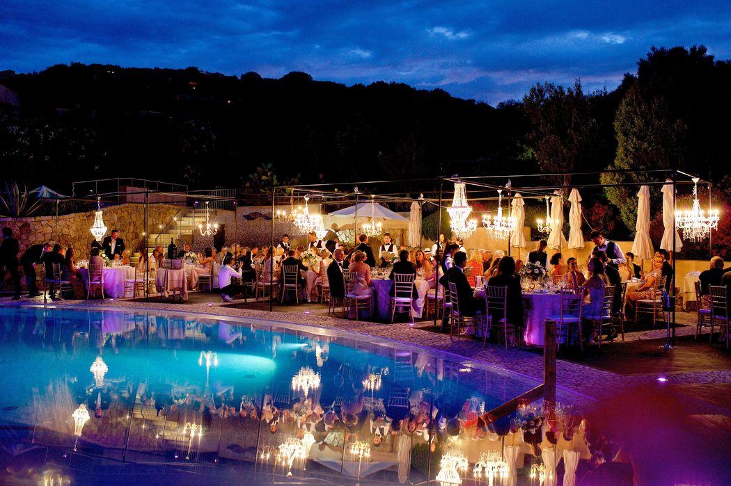 Luxury Wedding Costa Smeralda - Baja Sardinia