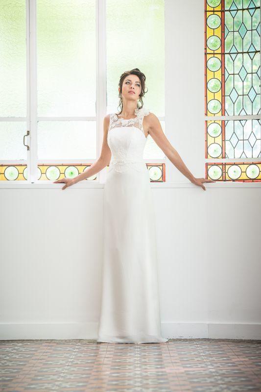 Collection Mariées de Provence 2017 - modèle DECLARATION