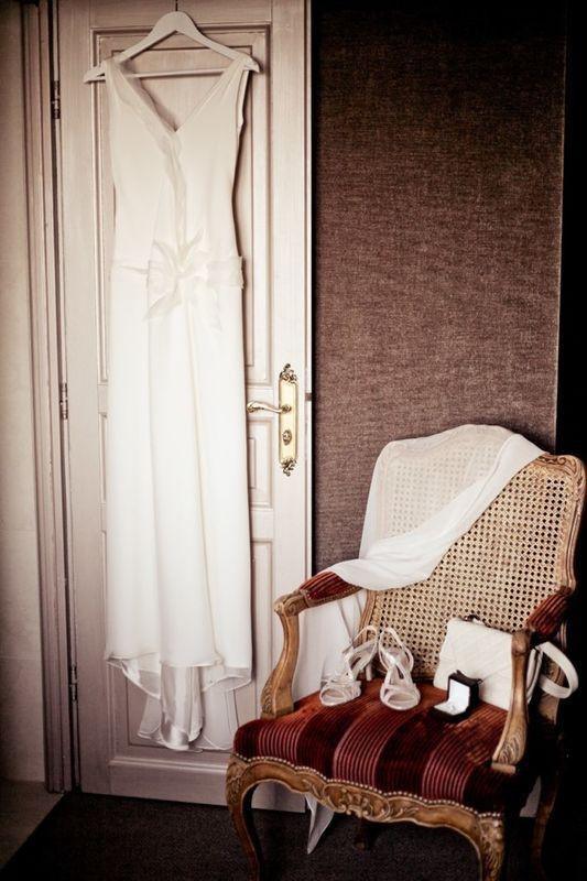 Jules & moi - la robe de mariée