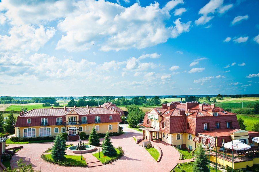 Hotel Mazurski Dworek