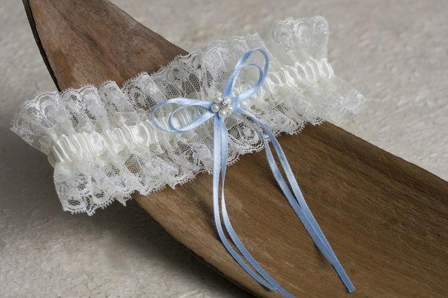 Beispiel: Strumpfband, Foto: Marry Me.