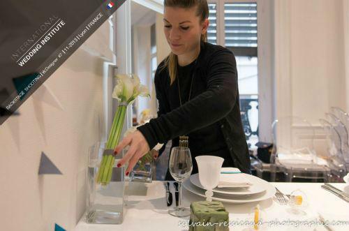 Beispiel: Vorbereitungen, Foto: International Wedding Institute.