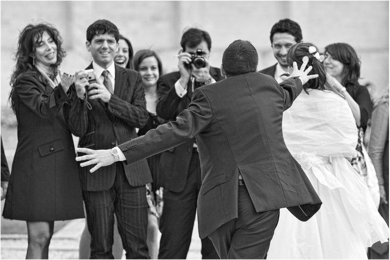 fotografo matrimonio Lecce, gli amici