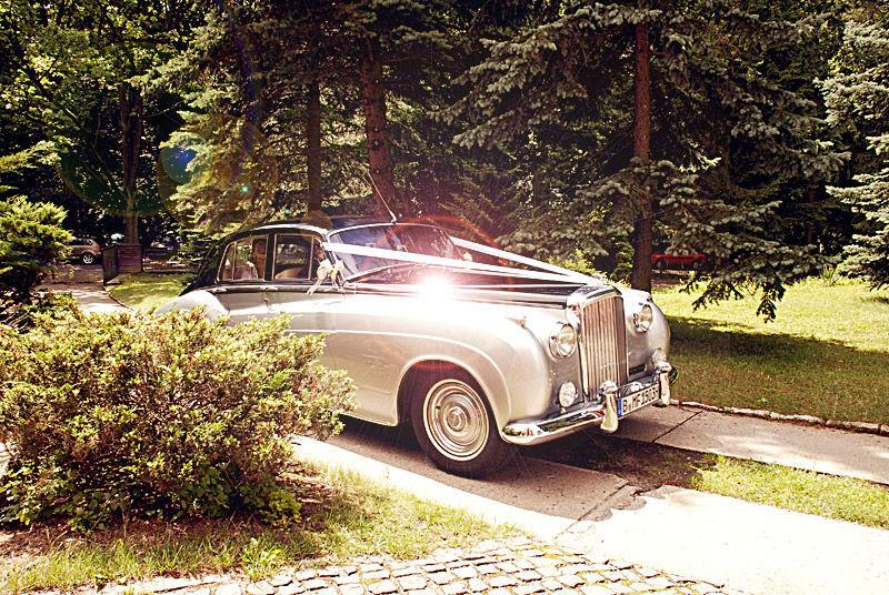 Beispiel: Ihr Bentley für Ihren großen Tag, Foto: ClassicCars.