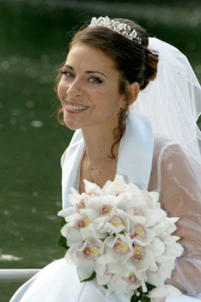 Beispiel: Wunderschöne Braut, Foto: Beauty4me.