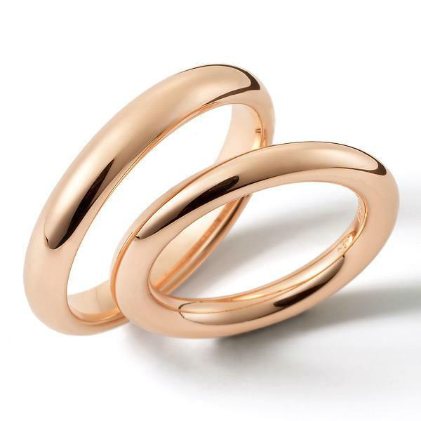 Beispiel: Ring aus Rotgold, Foto: Juwelier Röder.