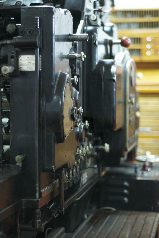 La Imprenta Vintage