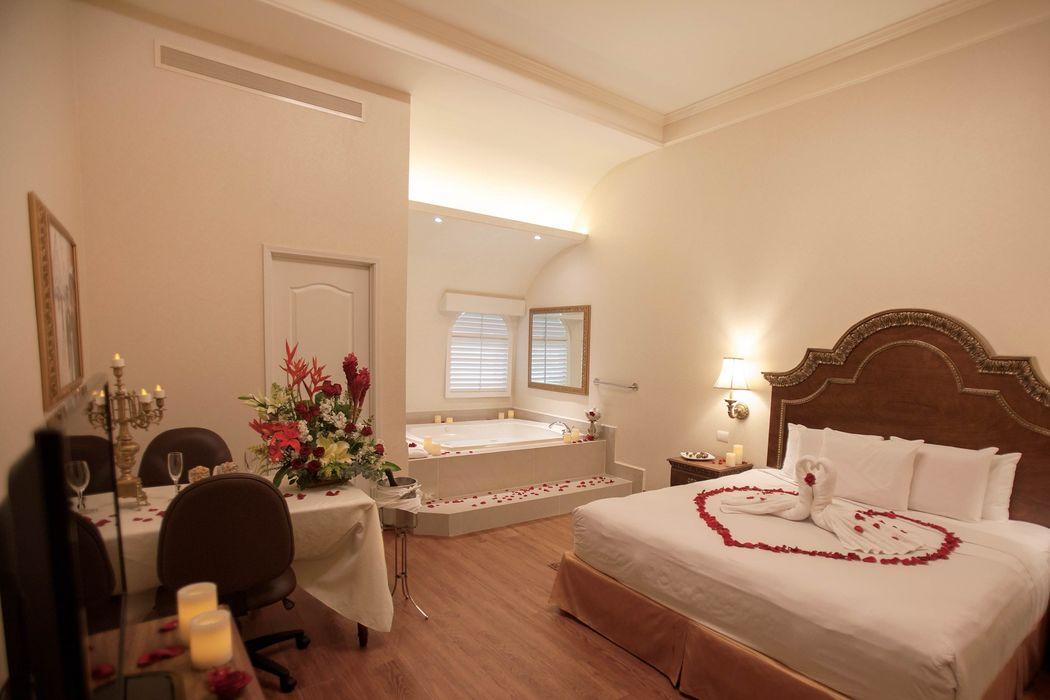 Suite Nupcial Hotel Safi Valle en  San Pedro Garza García, Nuevo León