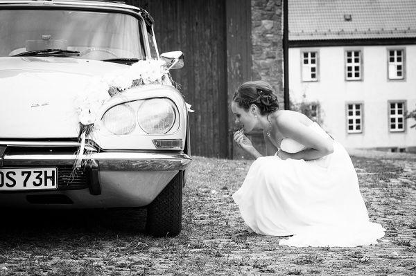 Beispiel: Portrait der Braut, Foto: asa400.