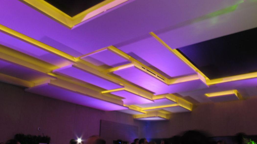 Iluminación decorativa para salones
