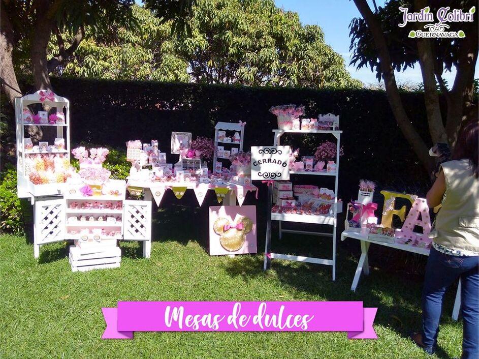 Jardín Colibrí Cuernavaca