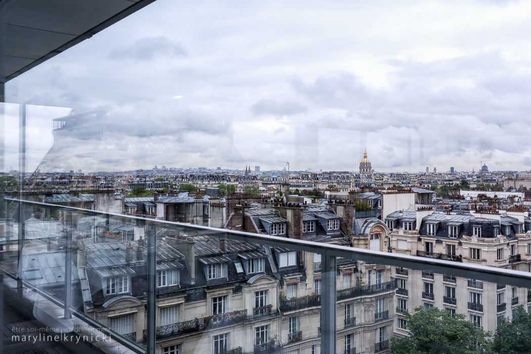 Salon Trocadéro - Balcon/Terrasse accessible