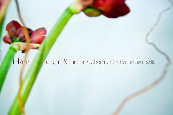 Beispiel: Für ein modernes Lebensgefühl, Foto: Wax in the City Charlottenburg.