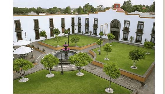 Hacienda para llevar a cabo eventos - Foto Hotel Hacienda La Venta