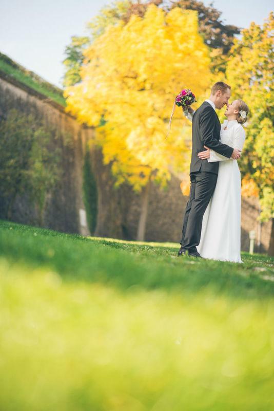 Beispiel: Romantische Hochzeitsfotos, Foto: Max Barbera  Hochzeitsfotograf.