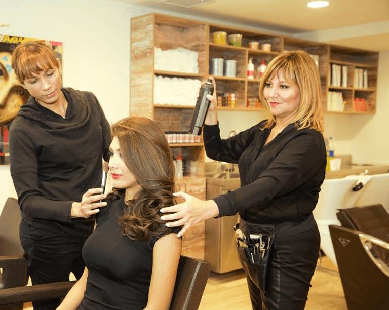 CLIP Salón: Beauty & Celebrity