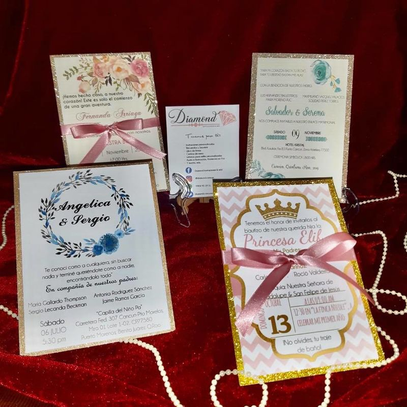 Diamond Invitaciones & Más