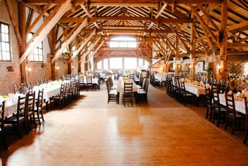 Beispiel: Tischanordnung Foto: Eventstadl