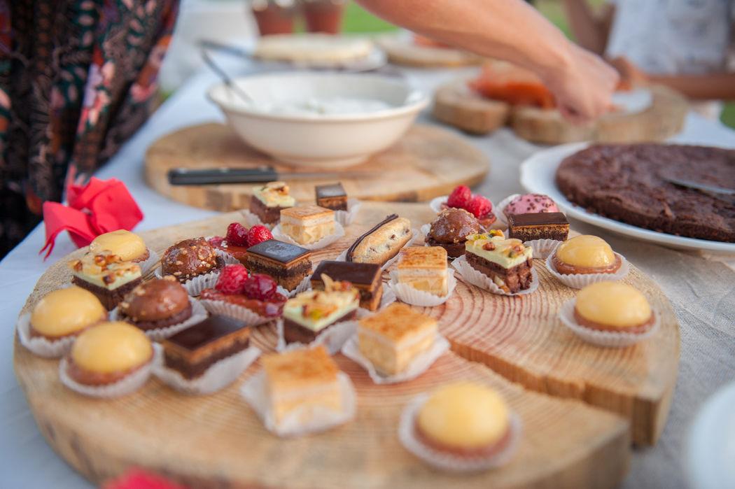 Dessert tafel