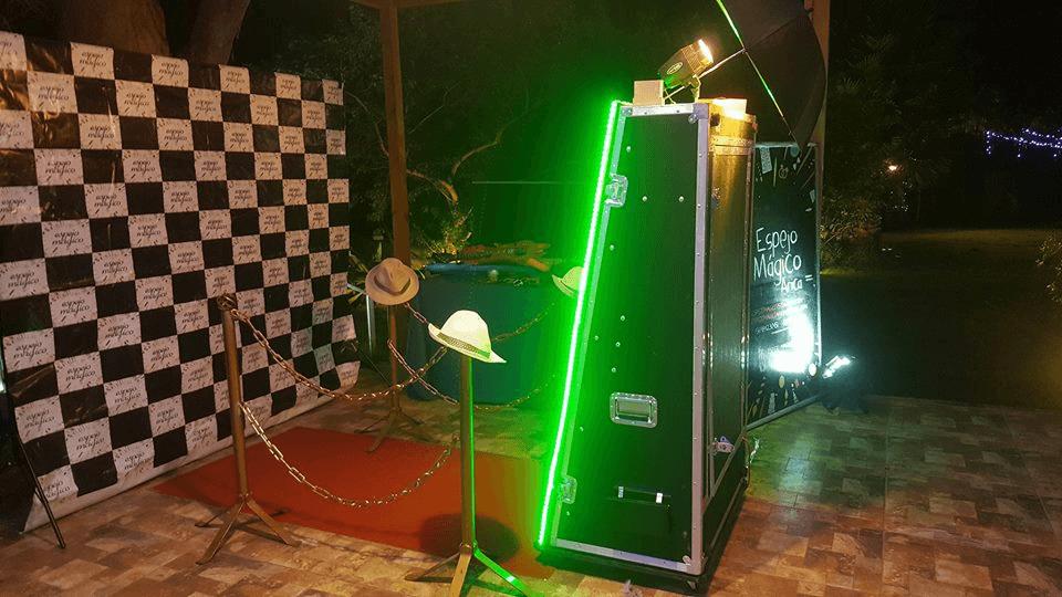 Espejo Mágico Arica