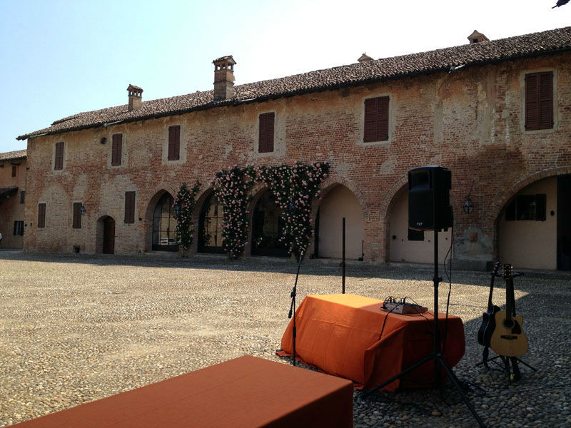 Castello Borromeo di Camairago