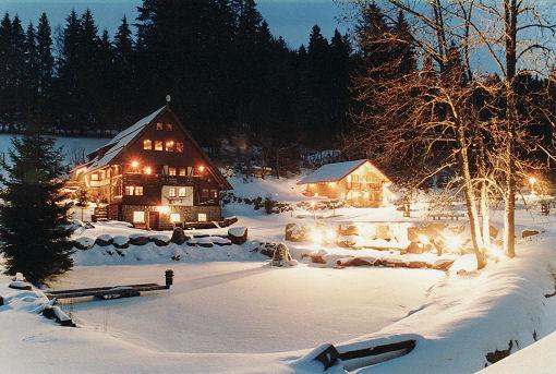 Beispiel: Winterbeleuchtung, Foto: Griesgethof.