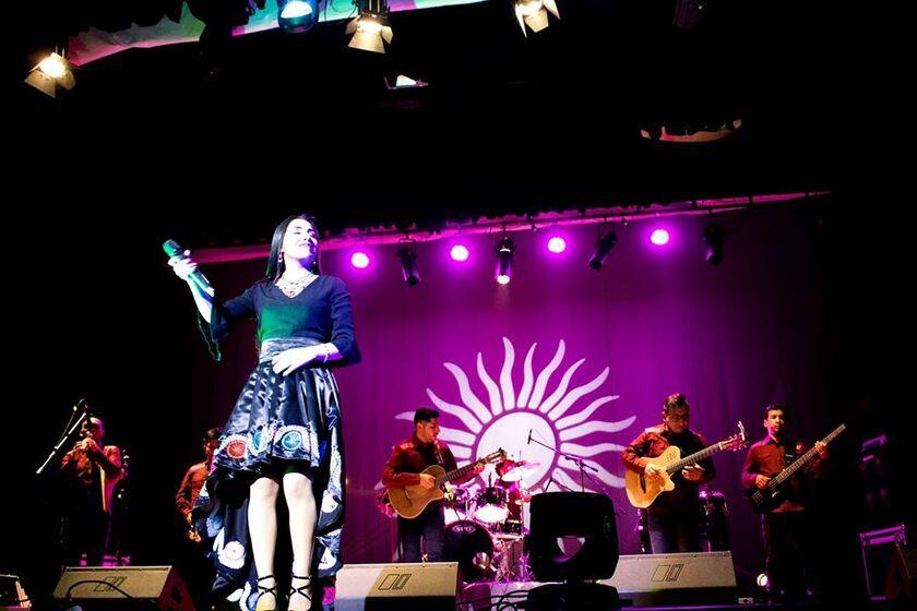Aracely CV, La Dulce Voz De Apurimac