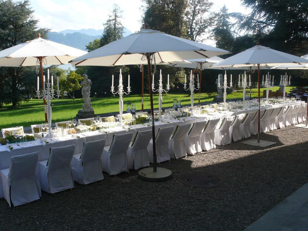 Beispiel: Catering für Ihre Hochzeitsfeier, Foto: Gammacatering.
