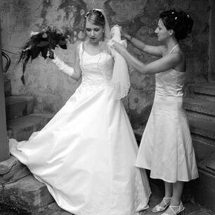 Beispiel: Tipps und Tricks für die Braut, Foto: Berlin und Hochzeit.