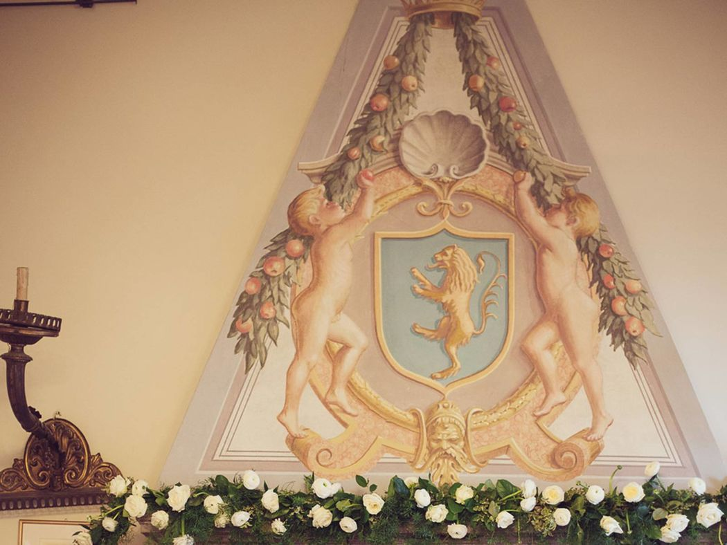 Dettaglio Sala Sforza