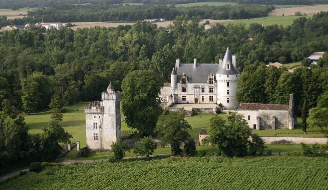 Le Château de Crazannes