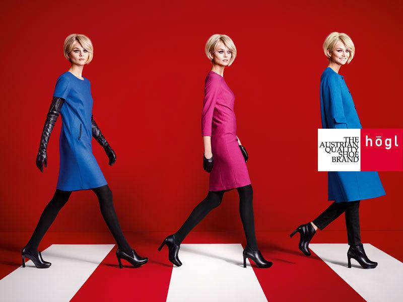 Beispiel: Die perfekten Schuhe für jeden Anlass, Foto: Högl.