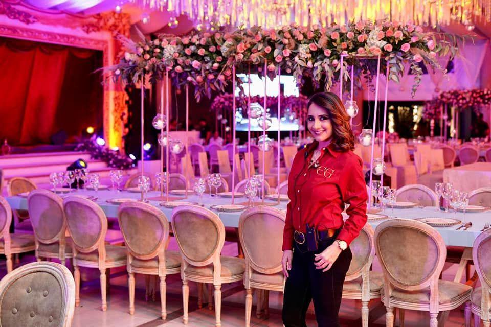 Cynthia Gandarillas Eventos Especiales