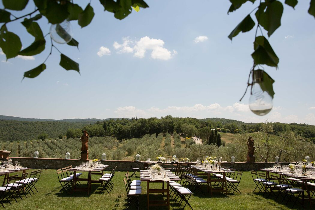 Le Filigare Winery and Resort in Chianti