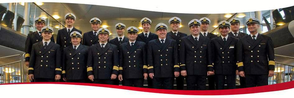 Beispiel: Crew, Foto: Bodenseeschifffahrt.