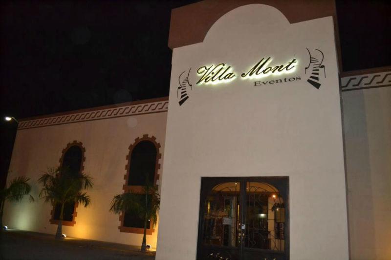 Salones de eventos para bodas en Monterrey - Foto Villa Mont Eventos