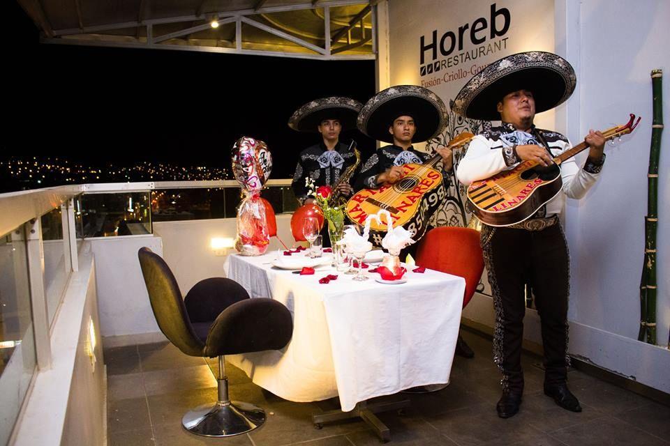 Horeb Restaurant - Fusión - Criollo Gourmet